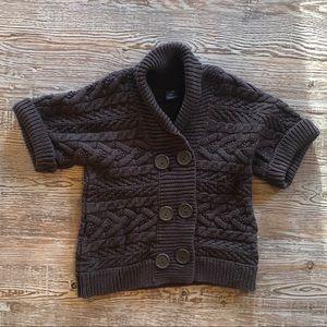 BabyGap brown girls sweater in size 5